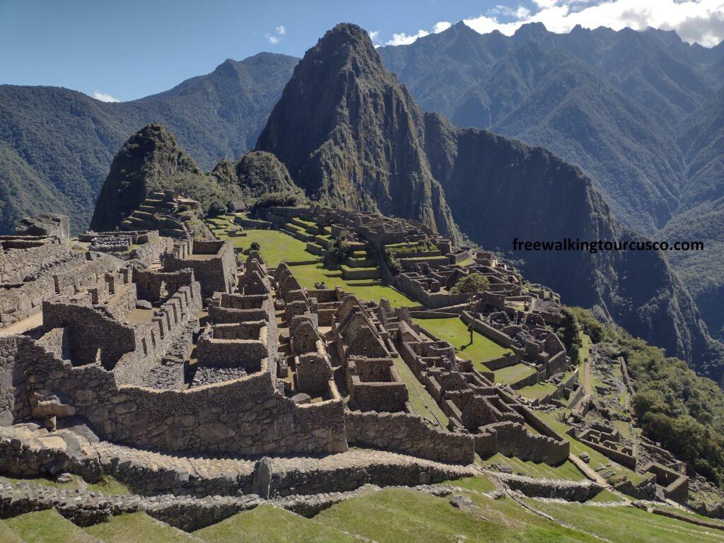 Machu Picchu tour, 1 day