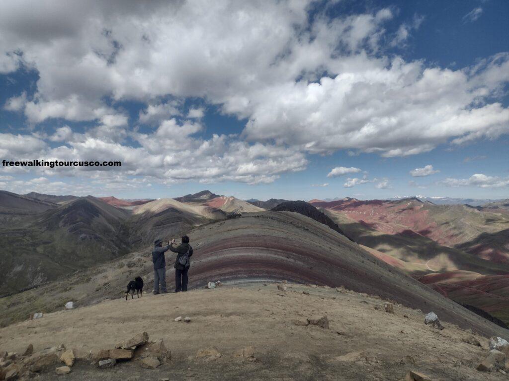 Palccoyo mountain, 1 day